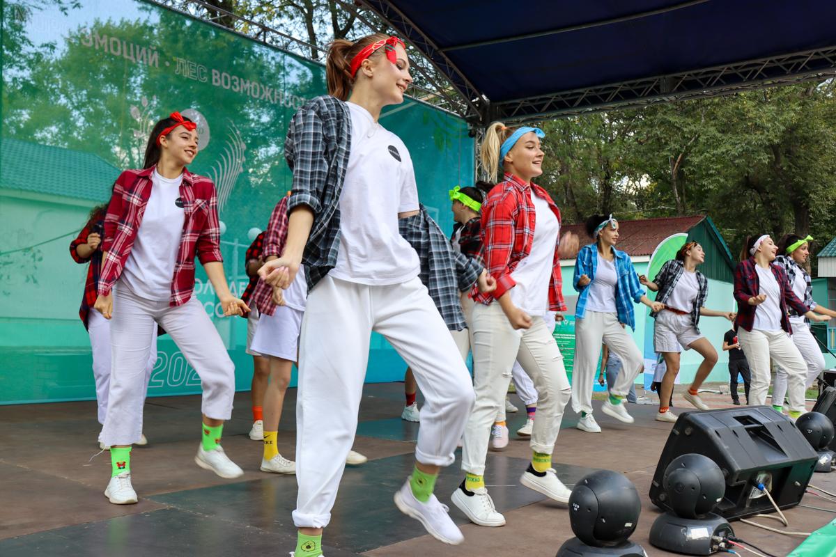 В ЛНР стартовала заключительная смена Форума молодёжи Донбасса «МОРЕ-ЛЕС» «Формула здоровья» 3