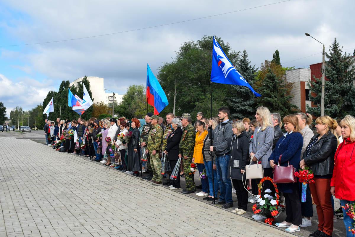 В Первомайске активисты провели акцию «Георгиевская лента»