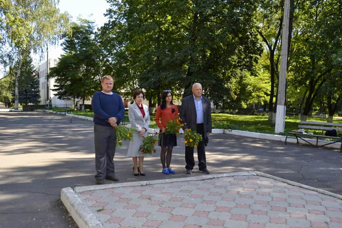 В Ровеньках состоялась акция памяти жертв фашизма