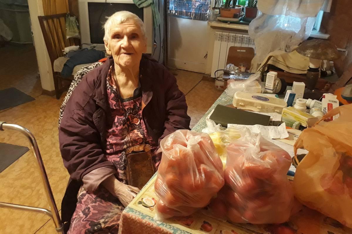 Активисты ОД «Мир Луганщине» в Луганске помогли 8 гражданам 1