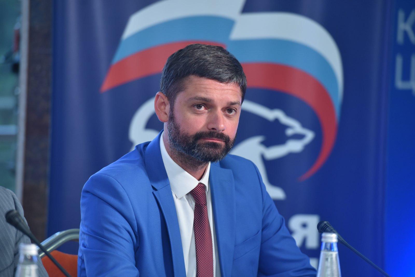 «Единая Россия» всегда будет поддерживать Донбасс 1