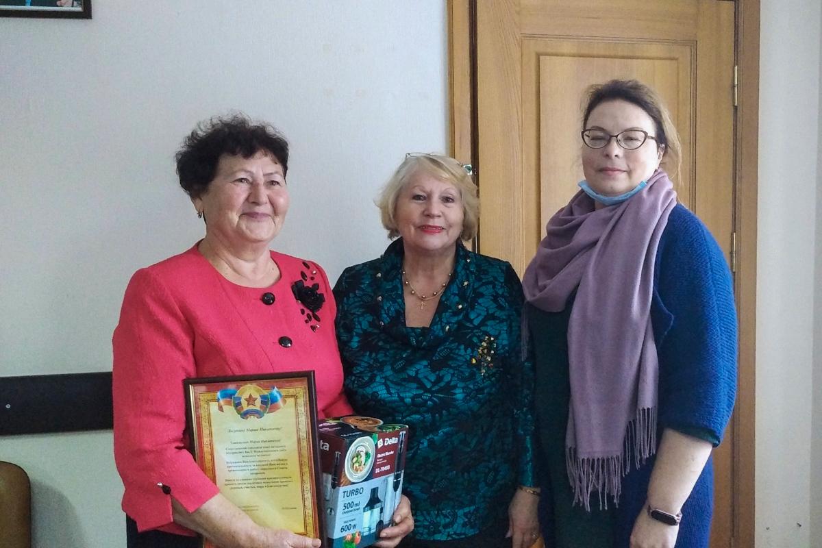 В городах и районах ЛНР провели мероприятия к Международному дню пожилого человека 2