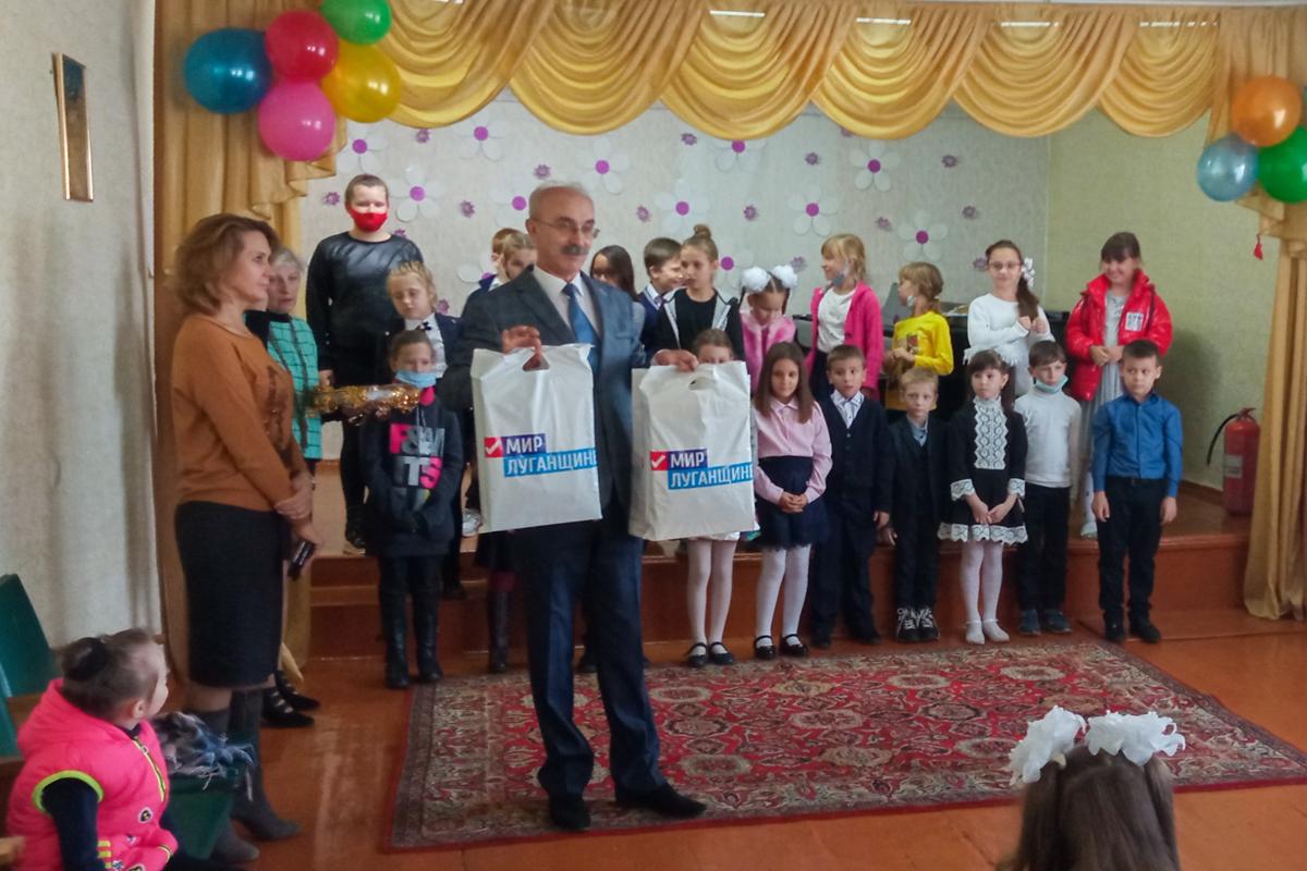В школе искусств Кировска поздравили первоклассников 3